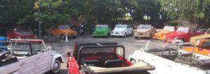 Transport Service Desa Penglipuran - VW Safari