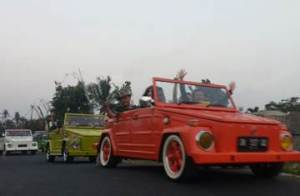 Transport Service Sewa Mobil di Bali VW Safari