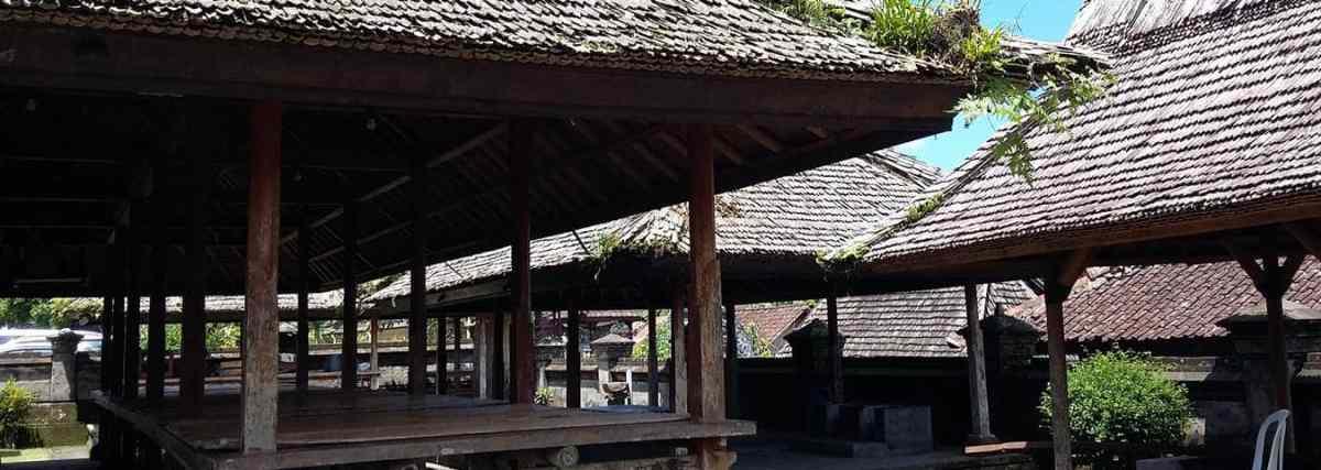 Wisata Desa Penglipuran Bali - Full Day Tour