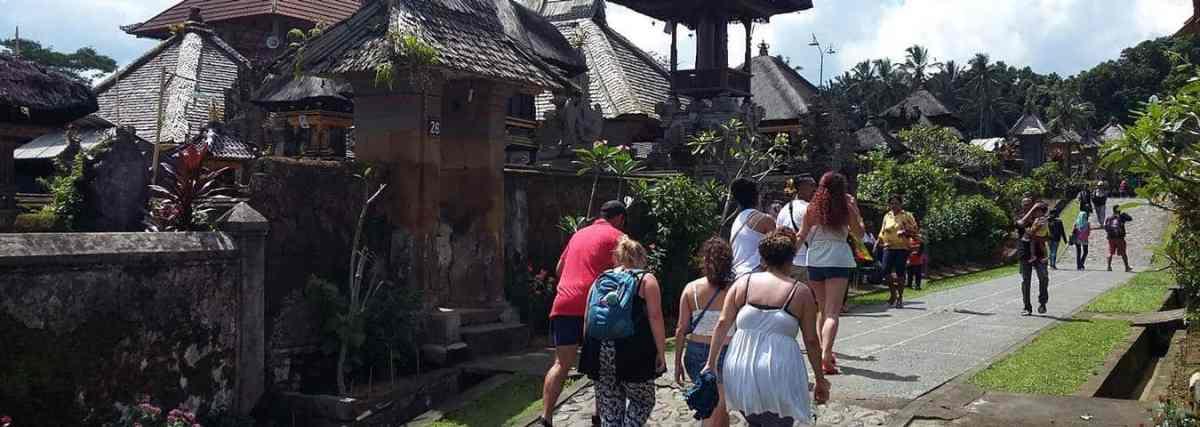 Wisata di Desa Penglipuran, Bangli, Bali