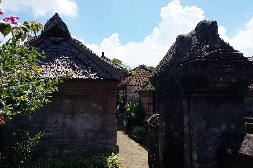 Lokasi Desa Penglipuran Bangli Bali Desa Penglipuran