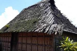 Team Building Balli Lokasi di Desa Penglipuran - Rumah Tradisional