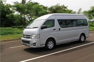 Wisata Desa Penglipuran Bali - 2D 1N Tour & Hot Spring - Hiace