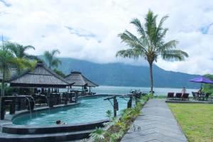 Wisata Desa Penglipuran Bali - 2D 1N Tour & Hot Spring - Pemandangan Danau
