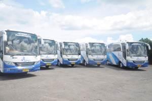 Wisata Desa Penglipuran Kombinasi Hot Spring - Bus