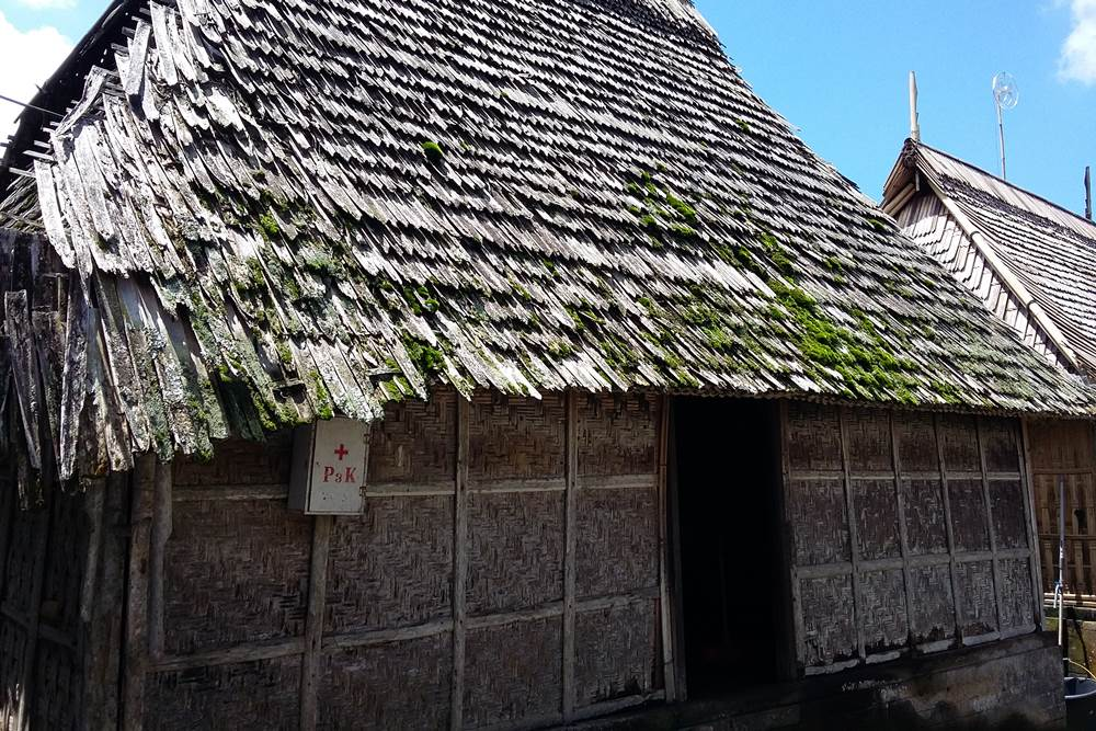 Wisata Desa Penglipuran Kombinasi Kintaman Tour - Rumah Bambu