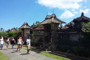 Wisata Desa Penglipuran Kombinasi Kintaman Tour - Rumah Tradisional