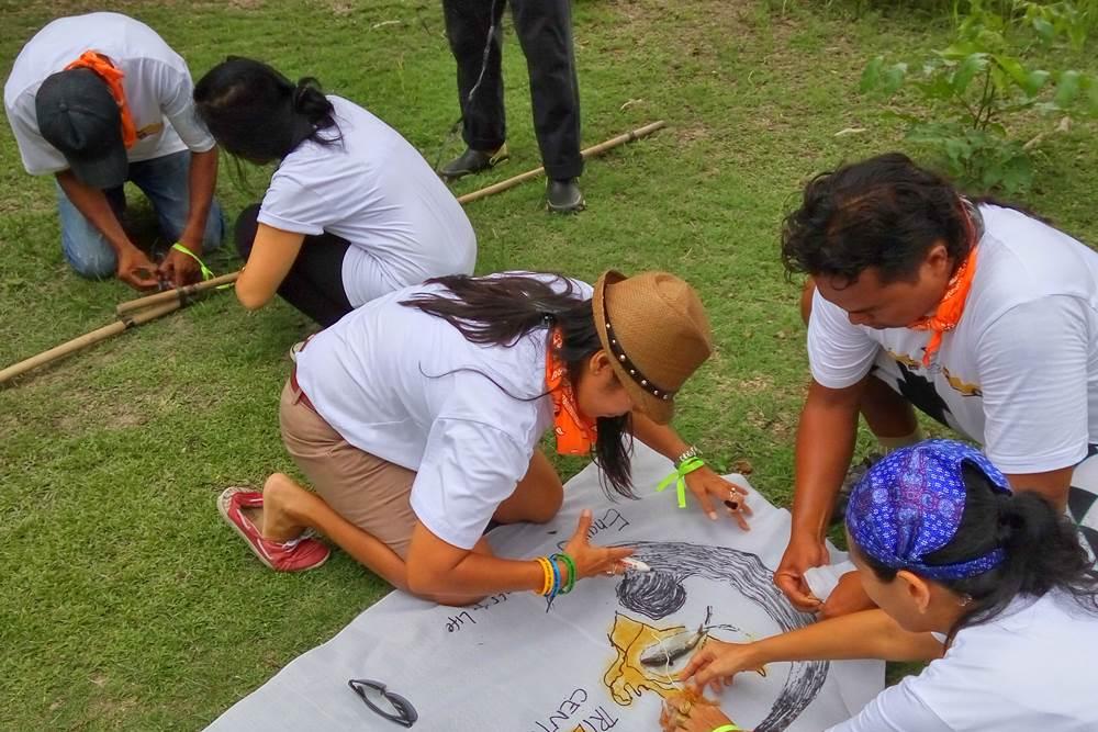 Tema Acara Outing Di Desa Penglipuran Bali Desa