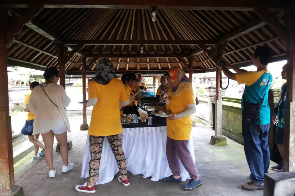 Gathering di Bali PT Triniti Dinamik 04