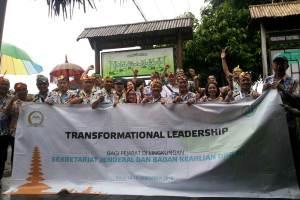 Outbound di Bali Sekretariat Jenderal dan Badan Keahlian DPR RI 01