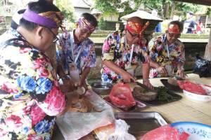 Outbound di Bali Sekretariat Jenderal dan Badan Keahlian DPR RI 03