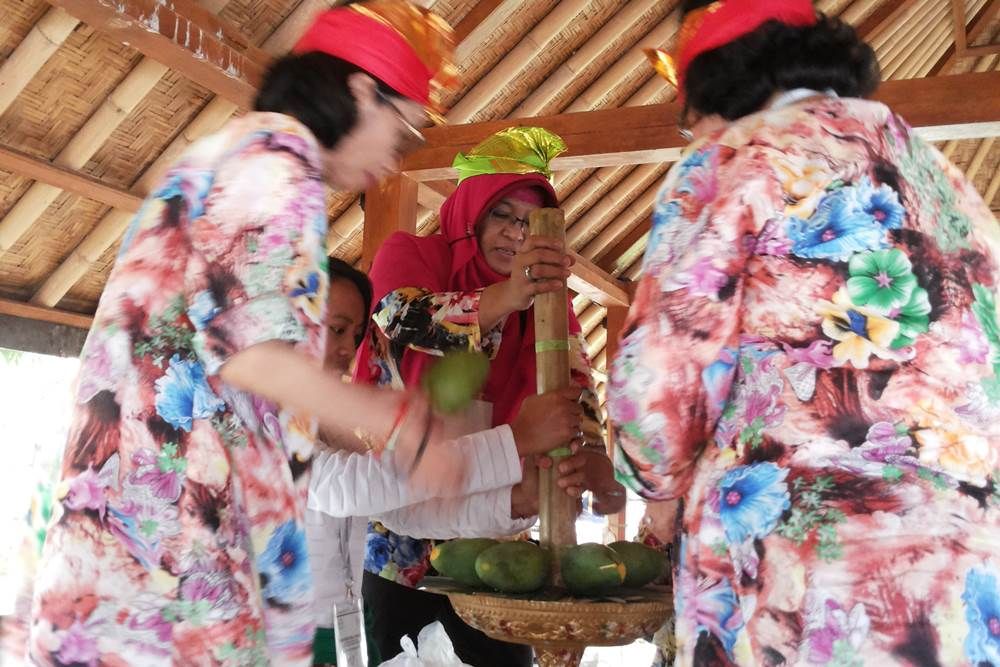 Outbound di Bali Sekretariat Jenderal dan Badan Keahlian DPR RI 06
