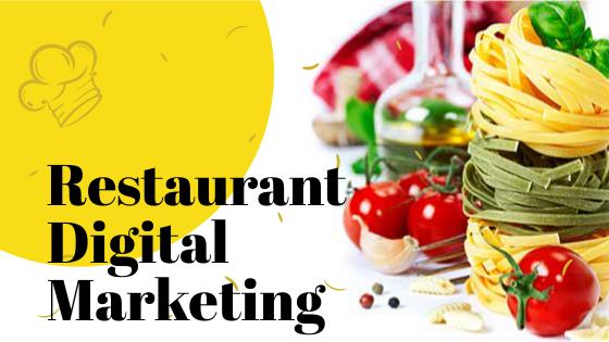 Restaurant digital Marketing Plan