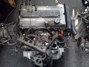 Motor Bencinero Block Culata 20 Modelo FE Kia Sportage