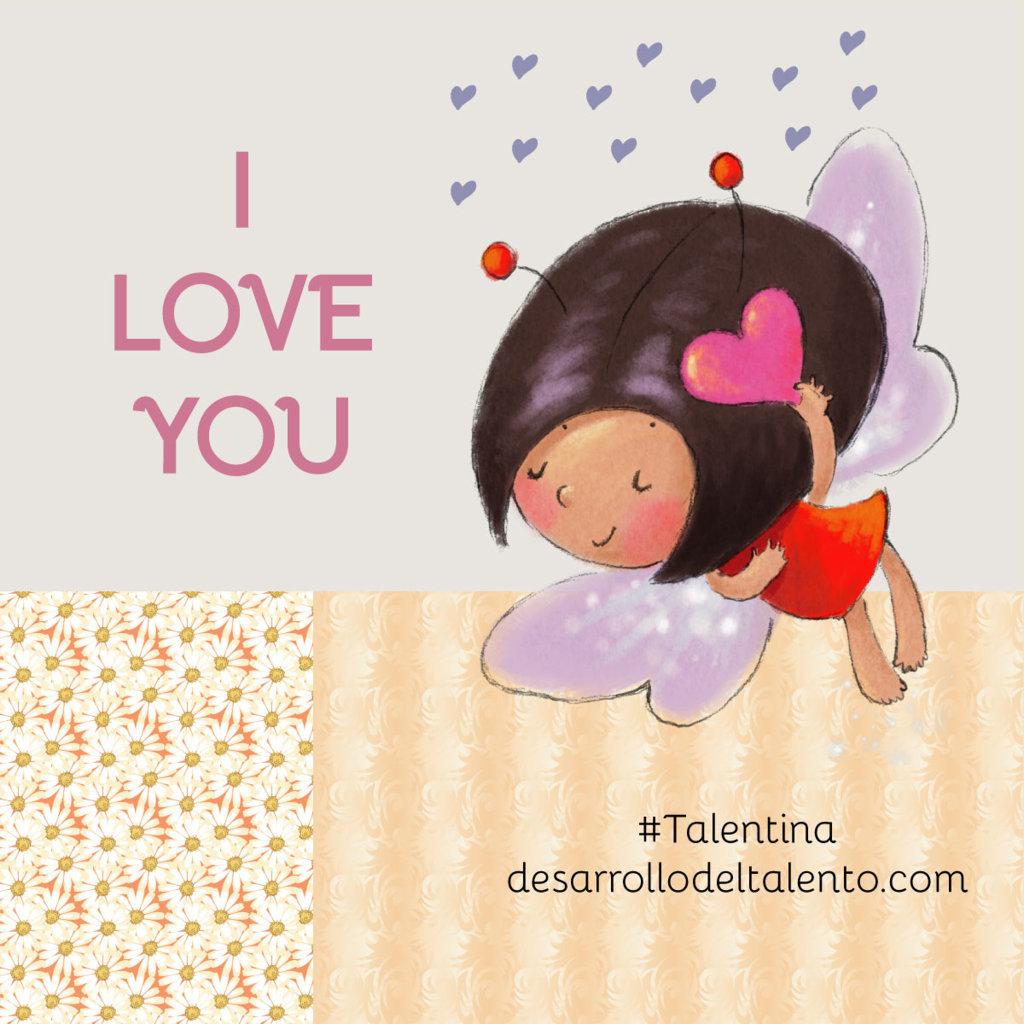 Talentina en San Valentín