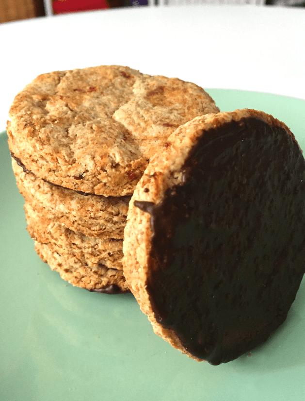 galletas digestive saludables