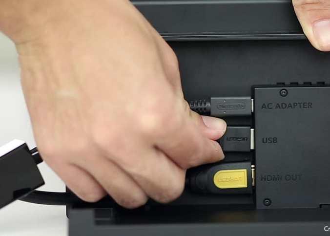 Comment connecter une Nintendo Switch en ethernet