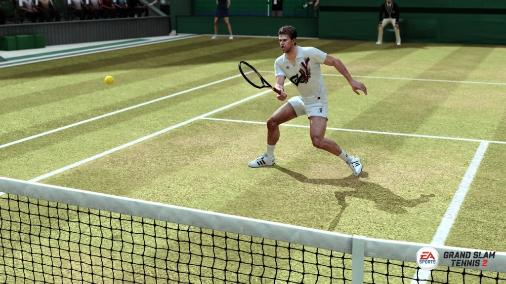 nouveau jeu video de tennis
