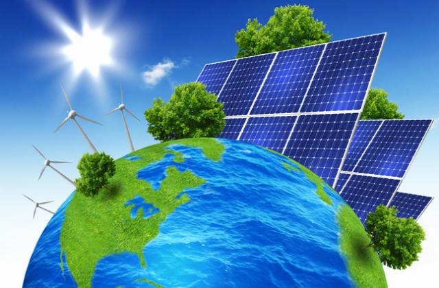 applique solaire