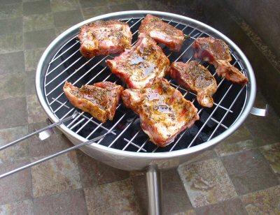 barbecue gaz