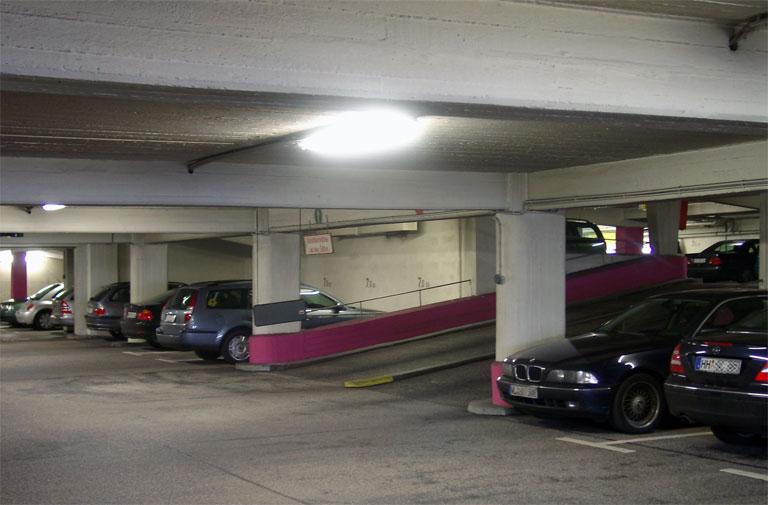 barriere de parking