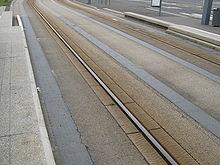 rail de guidage