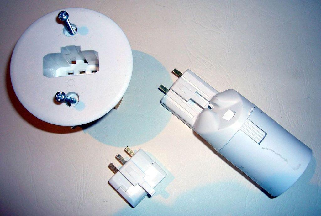 douille electrique