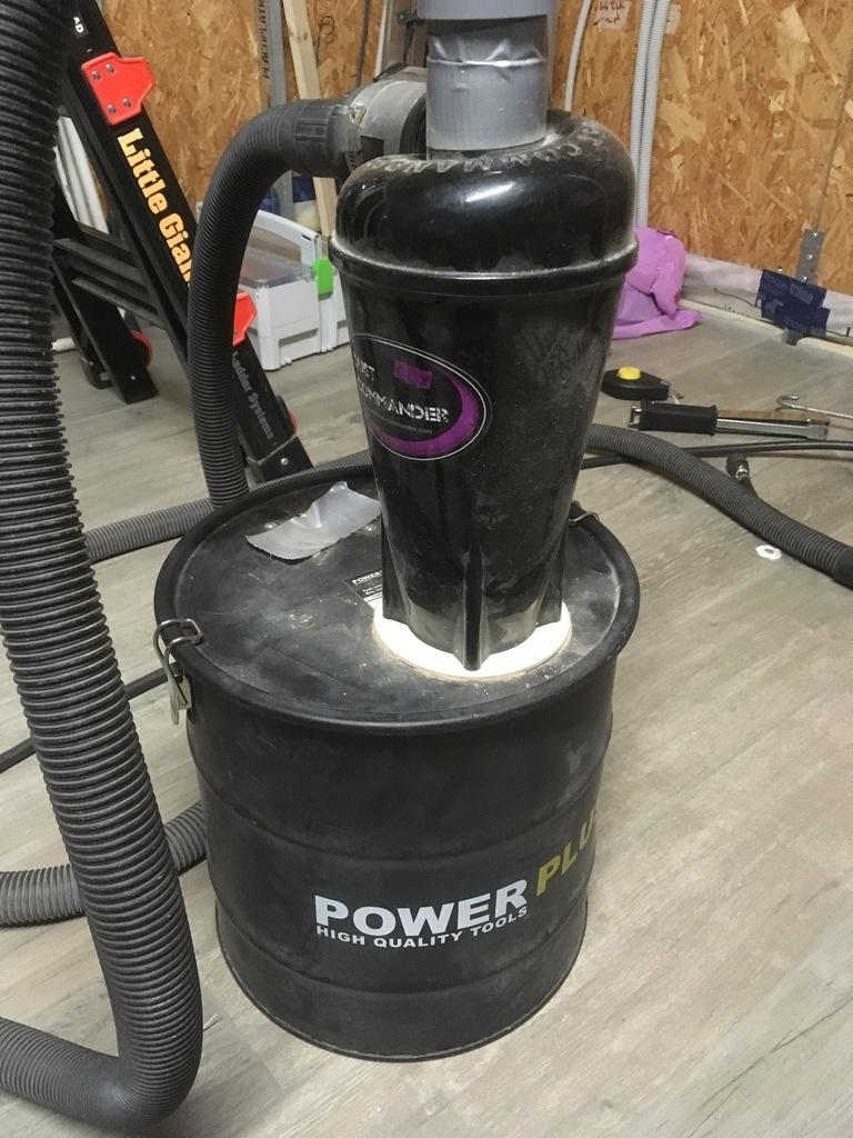aspirateur de cendre