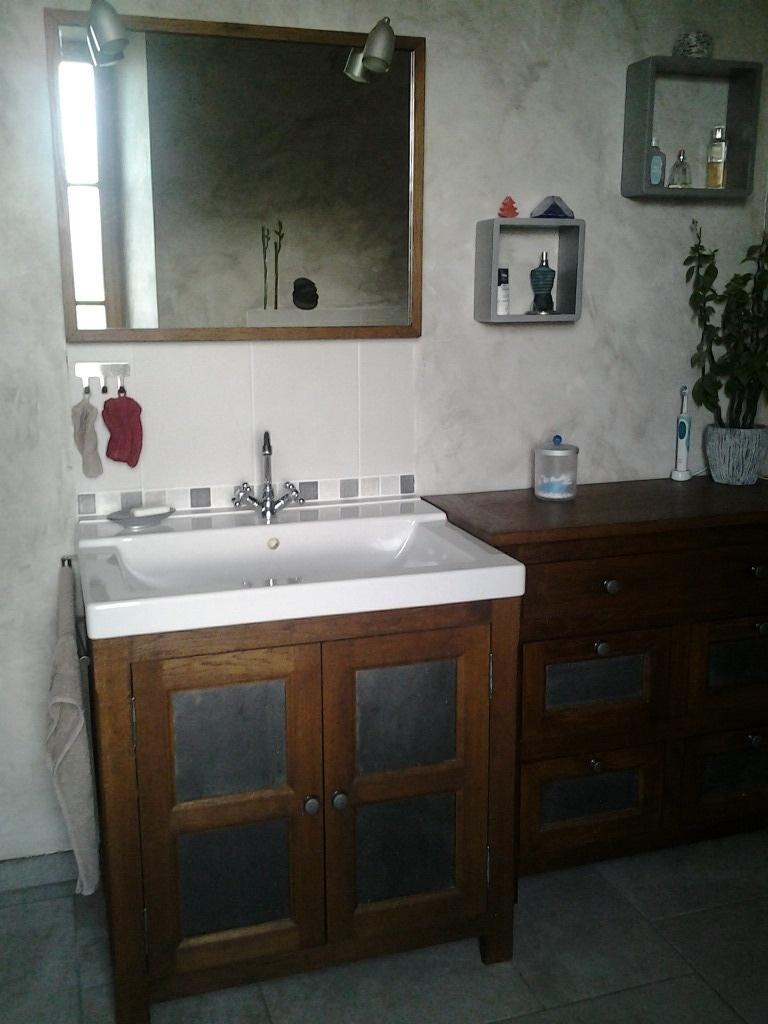 creation meuble salle de bain