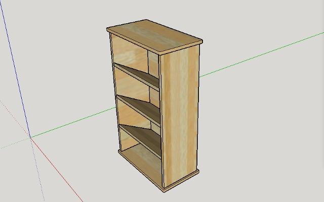 fabriquer etagere en bois