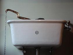 fuite d eau toilette