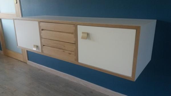 meuble d entrée bois