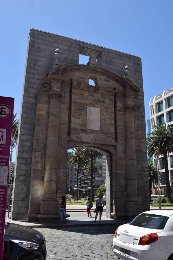 Portal de Montevidéu