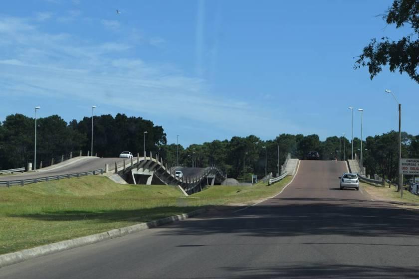 Puente de la Barra Leonel Viera - Arroyo de Maldonado