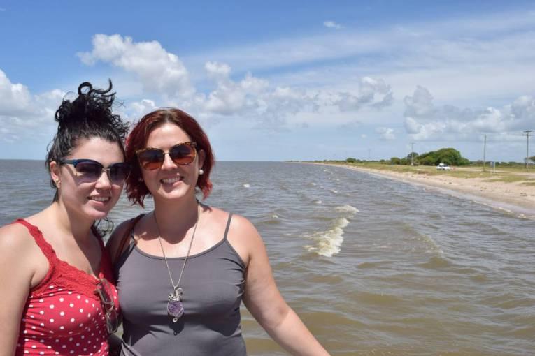Praia do Laranjal, Pelotas, Rio Grande do Sul