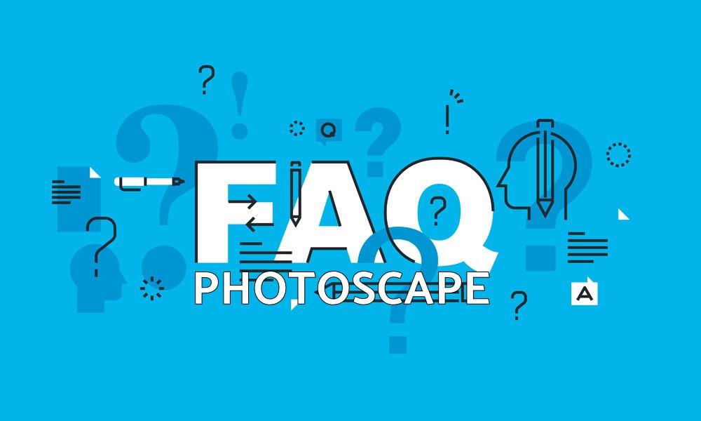 Preguntas frecuentes Photoscape