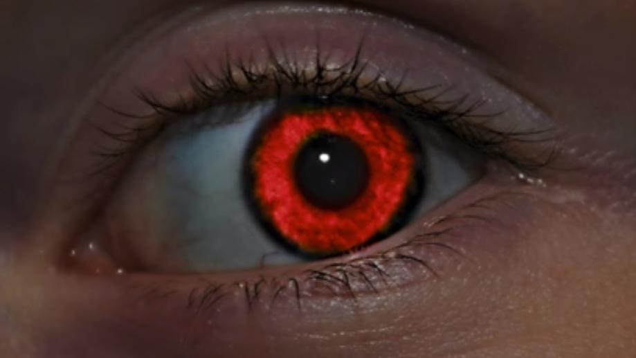 Corregir ojos rojos con Photoscape