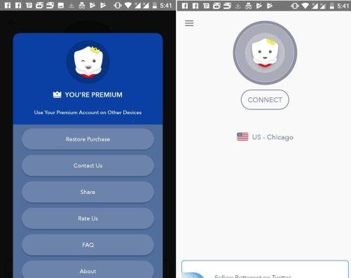 betternet apk premium free gratis android