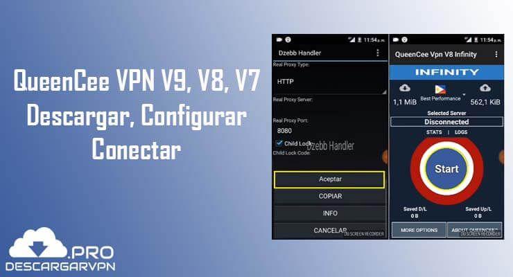 V9 VPN TÉLÉCHARGER QUEENCEE