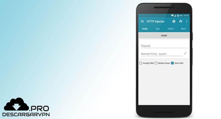 descargar vpn http injector apk gratis para android 2017