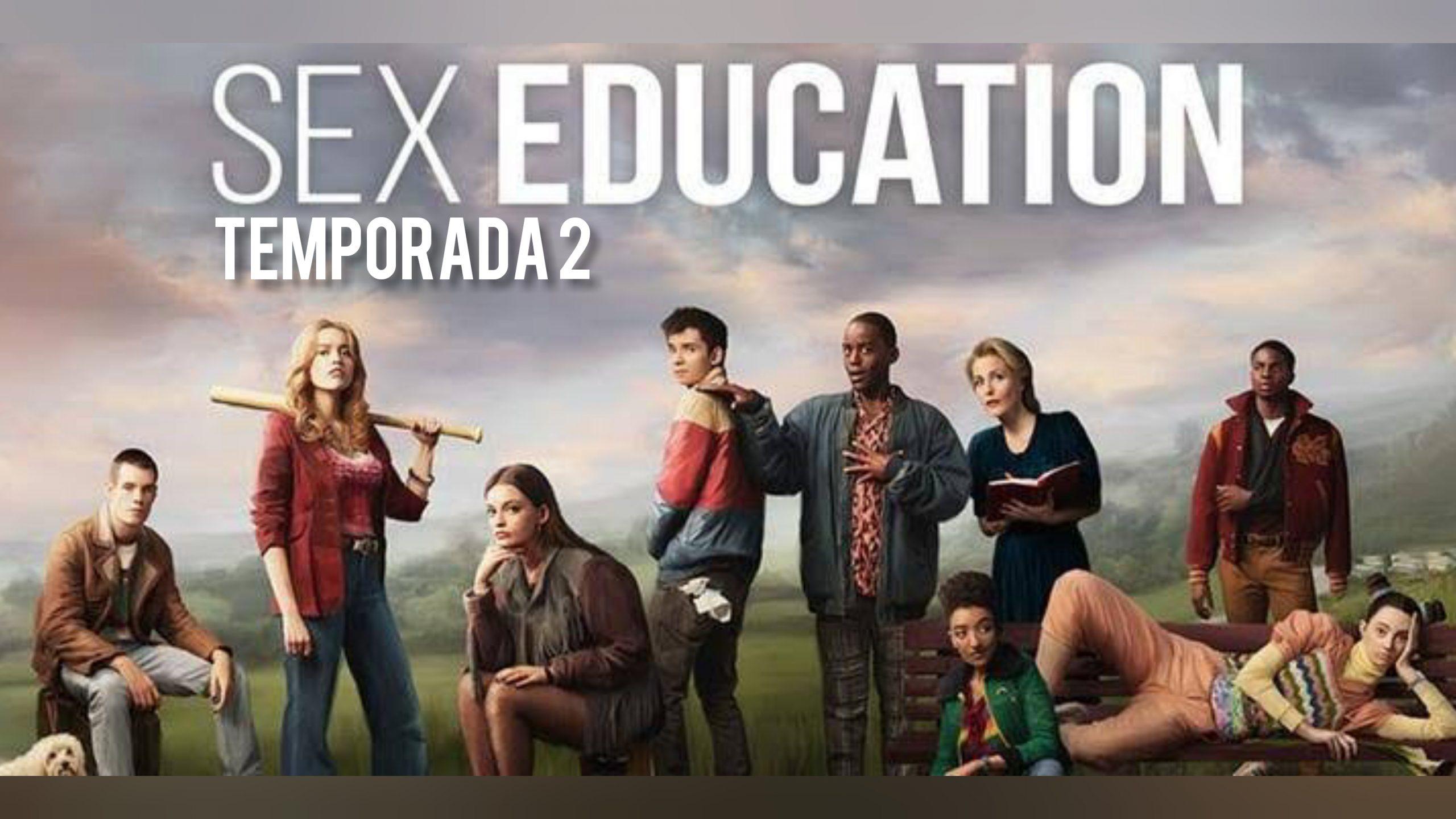 Sex Education Temporada 2