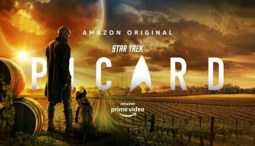 Star Trek Picard MEGA
