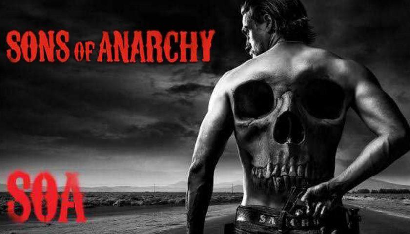 Sons of Anarchy por MEGA
