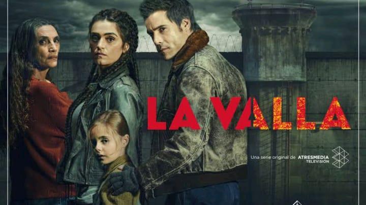 La valla (Temporada 1) HD 720p (Mega)