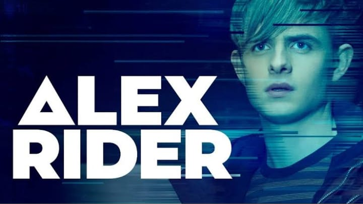Alex Rider (Temporada 1) HD 720p (Mega)