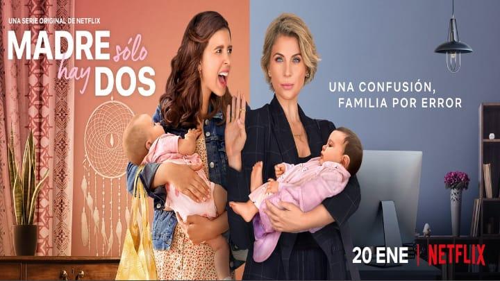 Madre solo hay dos(Temporada 1) HD 720p (Mega)