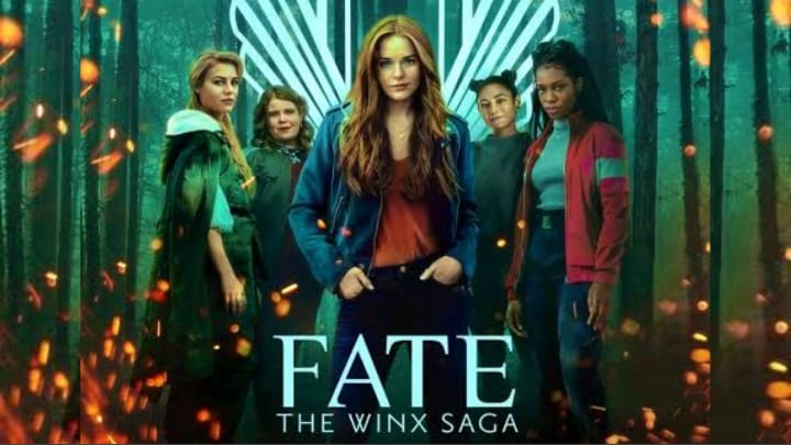 Destino La saga Winx (Temporada 1) HD 720p (Mega)