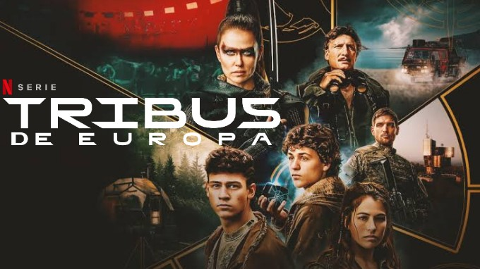 Tribes of Europa (Temporada 1) HD 720p (Mega)