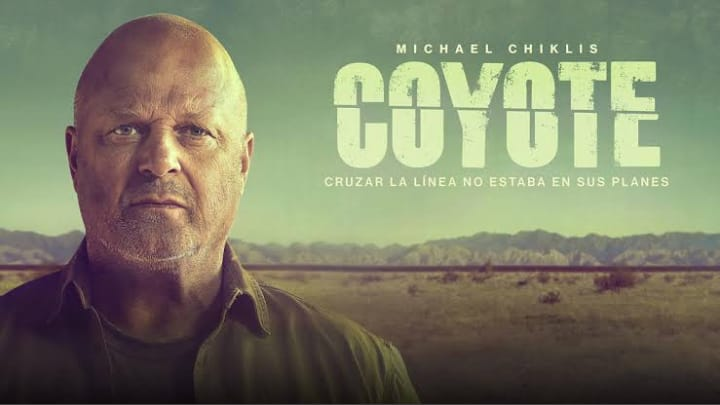 Coyote (Temporada 1) HD 720p (Mega)