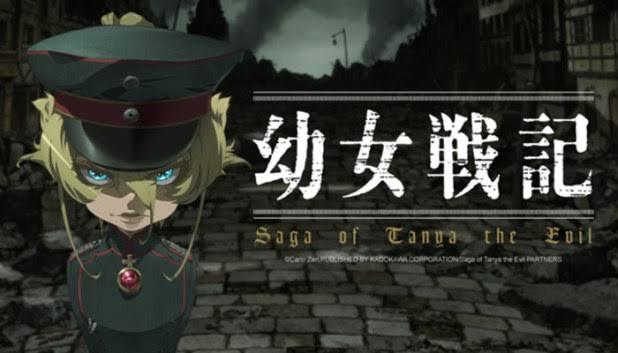 Youjo senki (Temporada 1-pelicula) HD 720p (Mega)